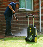 All Aspects Gardens and Maintenance Path Cleaning and Spraying Image